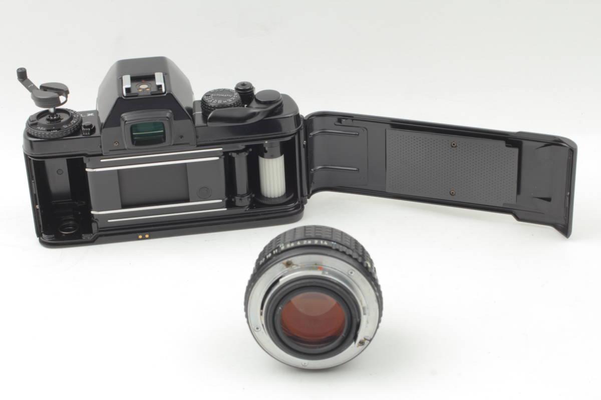 ペンタックス Pentax LX 50mm F1.4 レンズセット_画像5