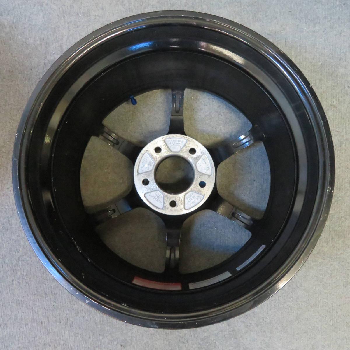 重量輕的ADVAN RACING 17英寸9.5 J + 25 5 H-114.3 2 GTR等...... 編號:b347947813