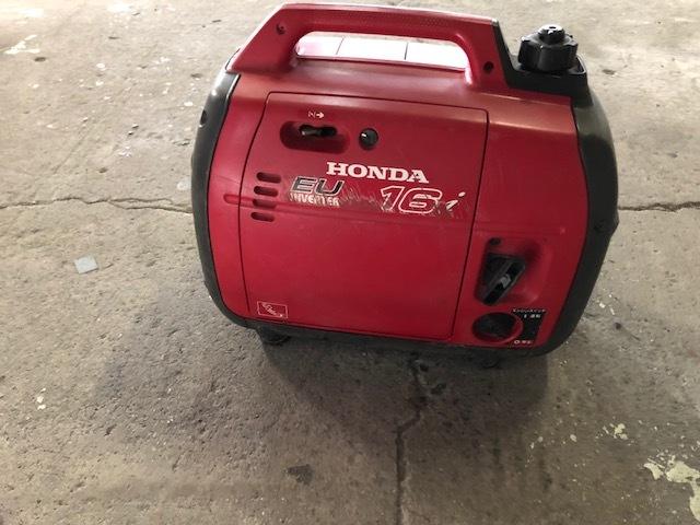 HONDA/ホンダ インバーター発電機 EU16i 50/60Hz兼用_画像2