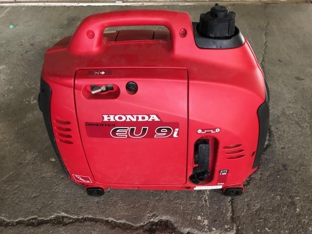 美品!良品!HONDA/ホンダ インバーター発電機 EU9i 50/60Hz兼用