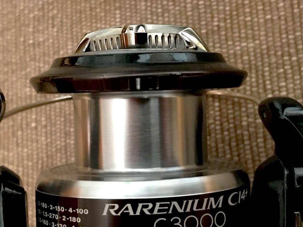 12 レアニウム Ci4+ C3000 シマノ_画像4