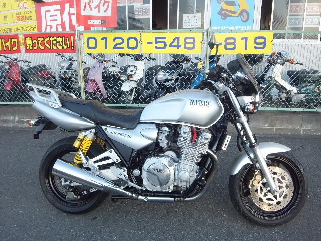 「ヤマハ XJR1300 RP01J 1998年モデル 動画あり 埼玉より」の画像1