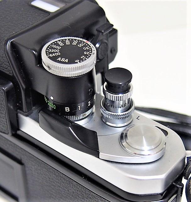 9★ ニコン Nikon F2 フォトミック A レンズ Nikon NIKKOR 50mm 1:1.4 レンズフィルター L1Bc 52mm 前部レンズキャップ ストラップ付き_画像10