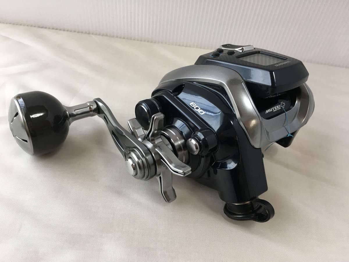 シマノ 18 フォースマスター 600 実釣未使用品_画像2