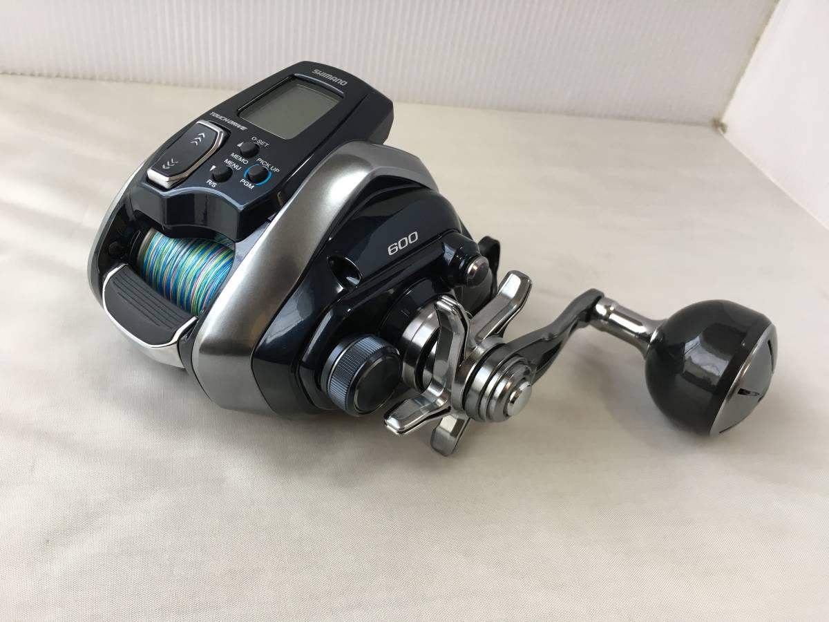 シマノ 18 フォースマスター 600 実釣未使用品_画像5