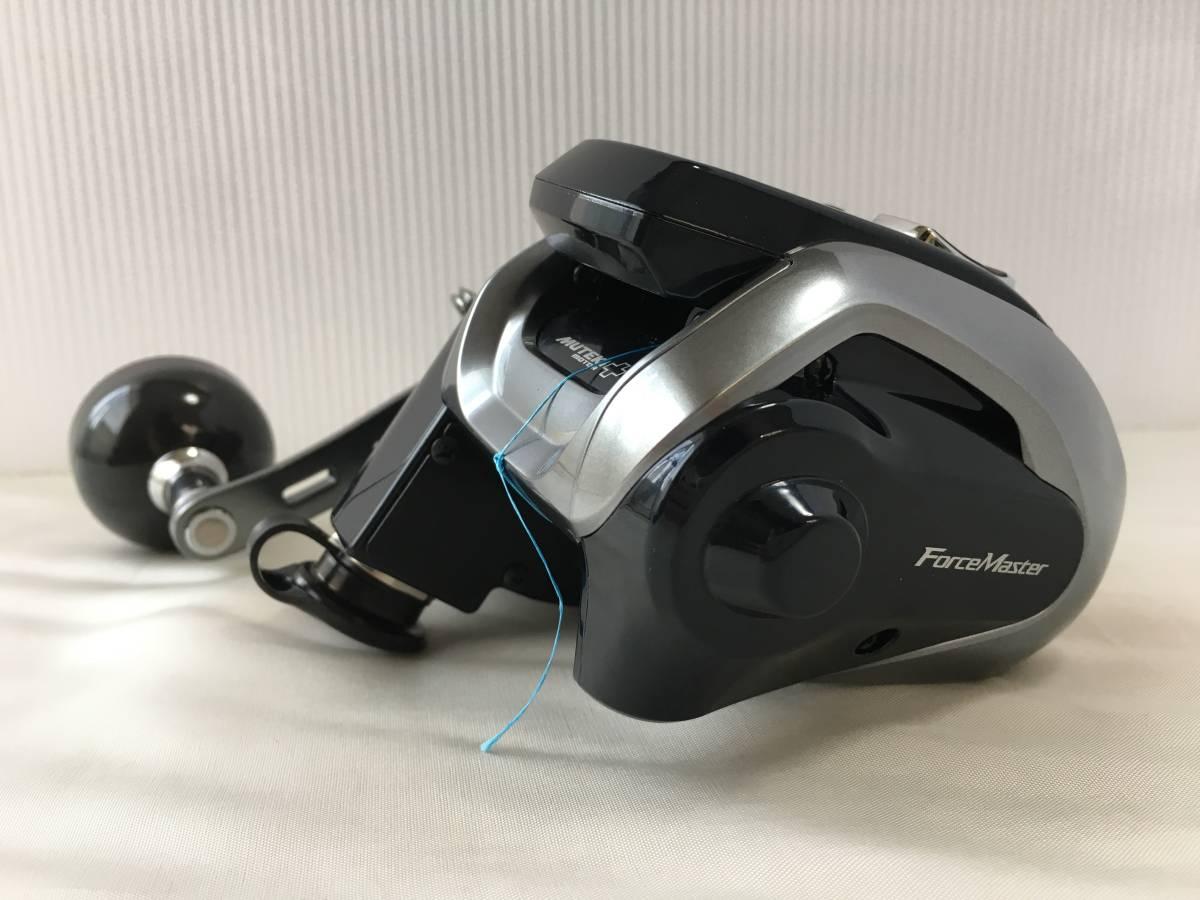 シマノ 18 フォースマスター 600 実釣未使用品_画像4