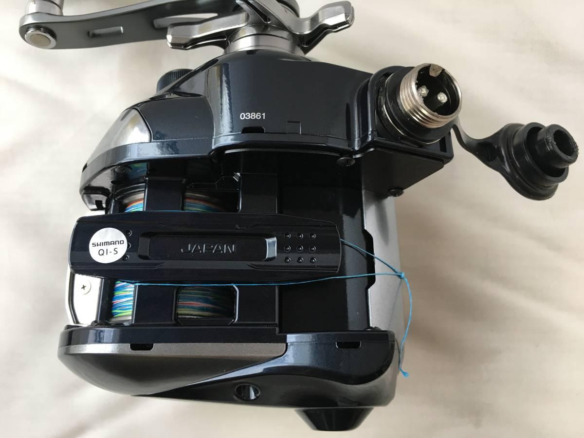 シマノ 18 フォースマスター 600 実釣未使用品_画像8