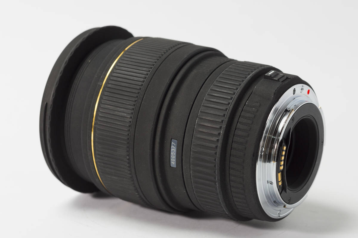 SIGMA SIGMA ZOOM 24  -  70 mm f 2.8 EX DG MACRO用於鏡頭加農炮 編號:h357427047