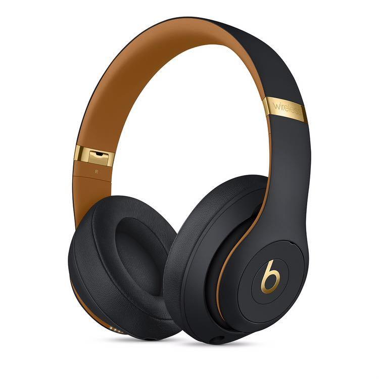 beats by dr.dre Studio3 Wireless オーバーイヤーヘッドフォン The Beats Skyline Collection - ミッドナイトブラック
