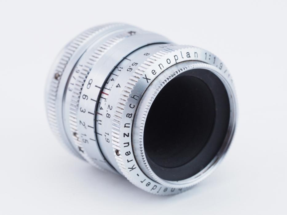 XENOPLAN 13mm f1.9 SCHNEIDER-KREUZNACH Dマウント クセノプラン拍卖