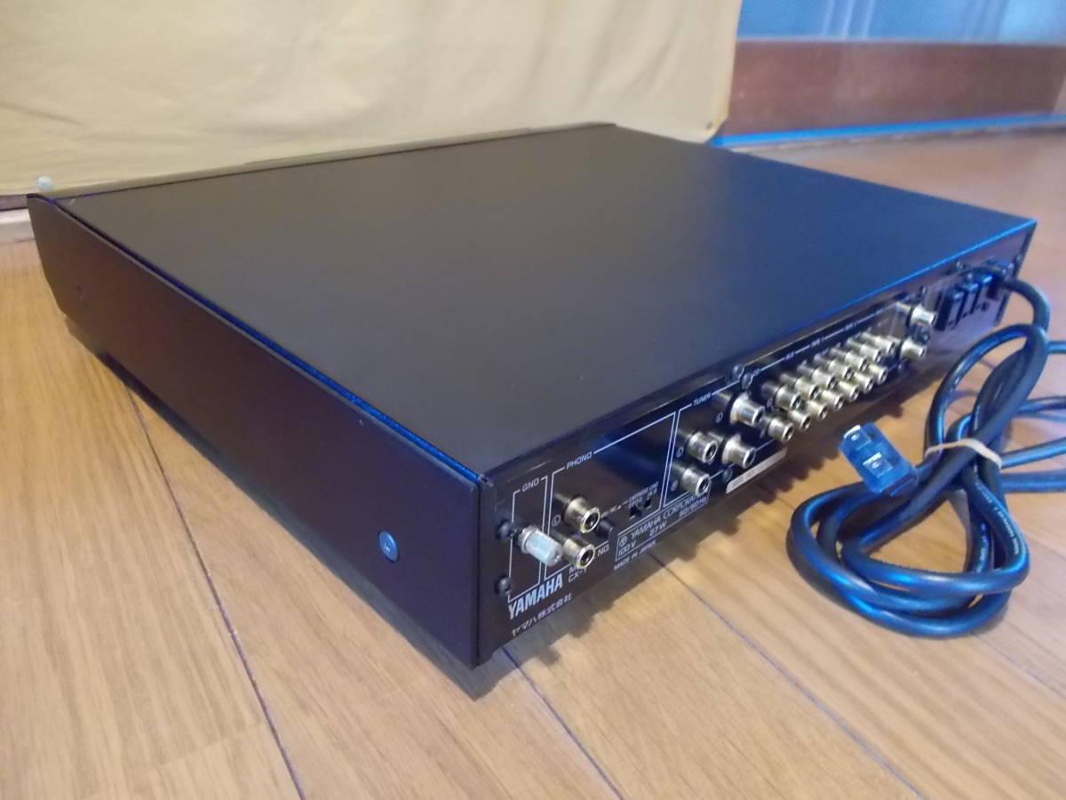 ◆◆◆YAMAHA CX-1 コントロールアンプ ジャンク_画像6