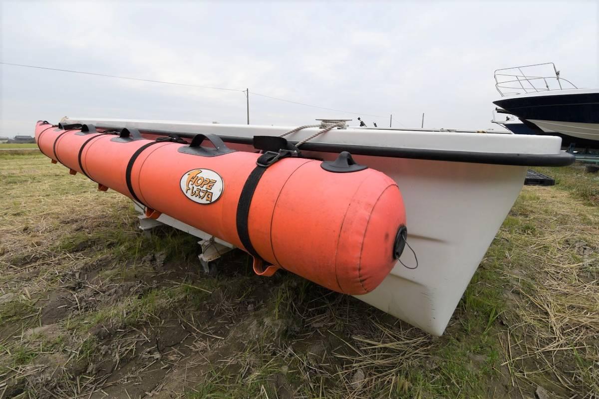 ☆★船屋.com 湖畔や川での使用にオススメ☆★ホープボート PZ-410LRC_画像3