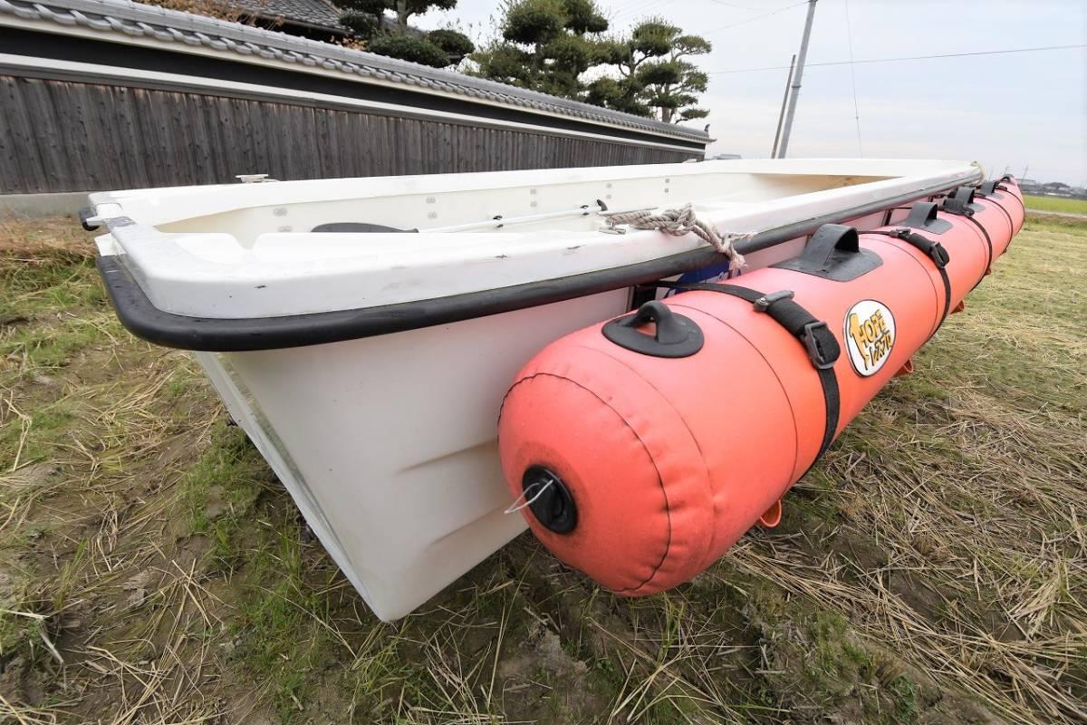 ☆★船屋.com 湖畔や川での使用にオススメ☆★ホープボート PZ-410LRC_画像9