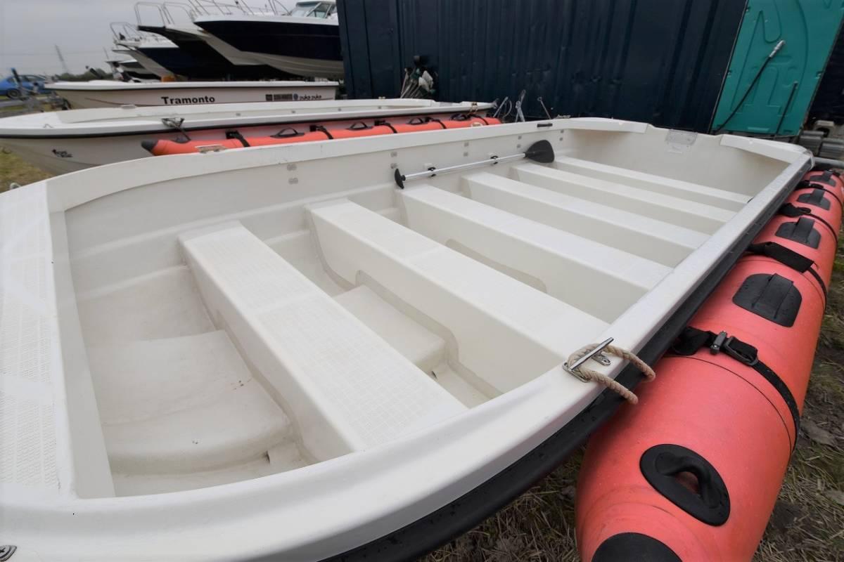 ☆★船屋.com 湖畔や川での使用にオススメ☆★ホープボート PZ-410LRC_画像6