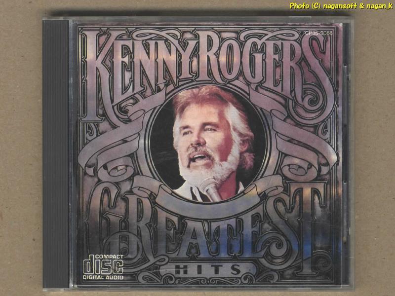 ★即決★ KENNY ROGERS (ケニー・ロジャース) / 偉大なる軌跡 GREATEST HITS_画像1
