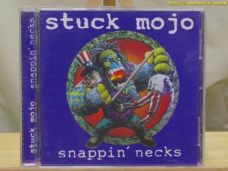 ★即決★ stuck mojo (スタック・モジョ) / snappin' necks_画像1