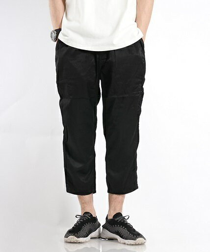 nonnative 18SS MANAGER EASY SHIN CUT PANTS RELAX FIT R/C TWILL イージーシンカットパンツ NN-P3362 0 | s13097