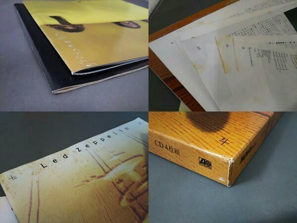 ジャンク レッド・ツェッペリン CD レッド・ツェッペリン 1968-1980_画像7