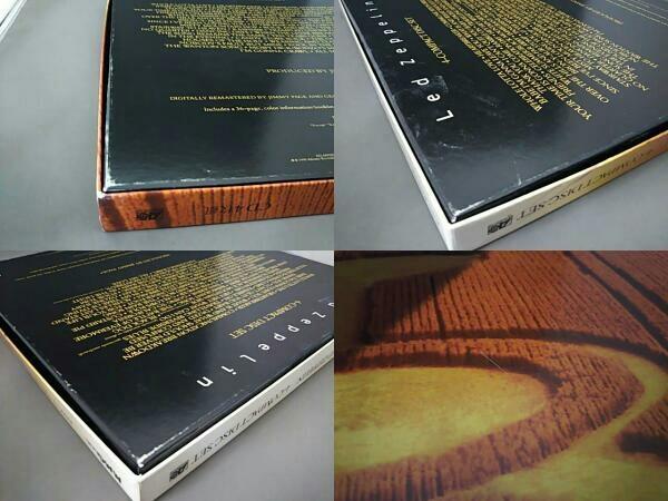 ジャンク レッド・ツェッペリン CD レッド・ツェッペリン 1968-1980_画像9