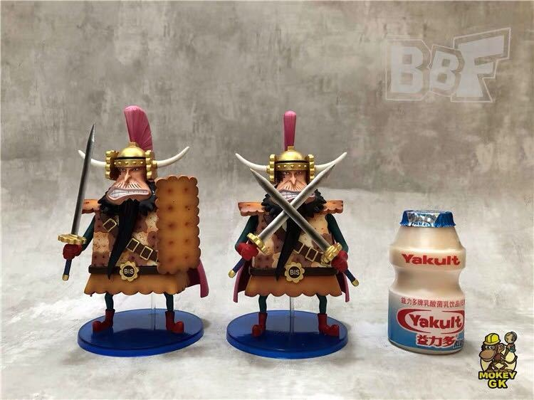 Reservation One Piece Figure Cracker Biscuit Wcf 1 Piece Only