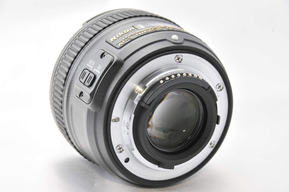 ★新類★尼康AF-S尼克爾50毫米f / 1.8G⑦ 編號:n304066657