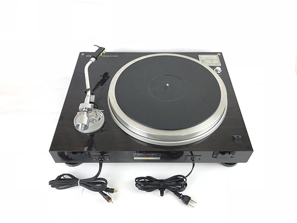 動作品 TRIO トリオ ターンテーブル KP-700 レコード プレーヤー ダイレクトドライブ LP オートリフトアップ オーディオ 音楽 音響 札幌 ξ_画像3