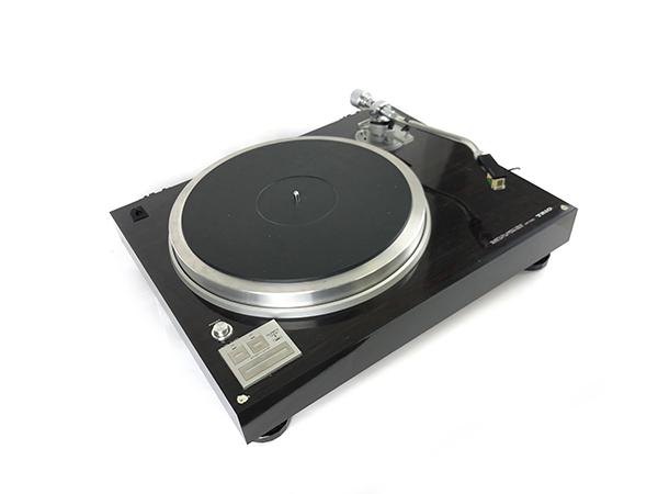 動作品 TRIO トリオ ターンテーブル KP-700 レコード プレーヤー ダイレクトドライブ LP オートリフトアップ オーディオ 音楽 音響 札幌 ξ_画像4