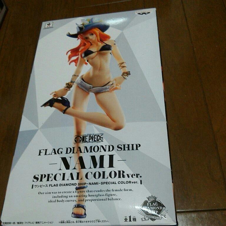 ☆特別顏色Ver.NAMI旗幟鑽石船ナミ 編號:w272220859