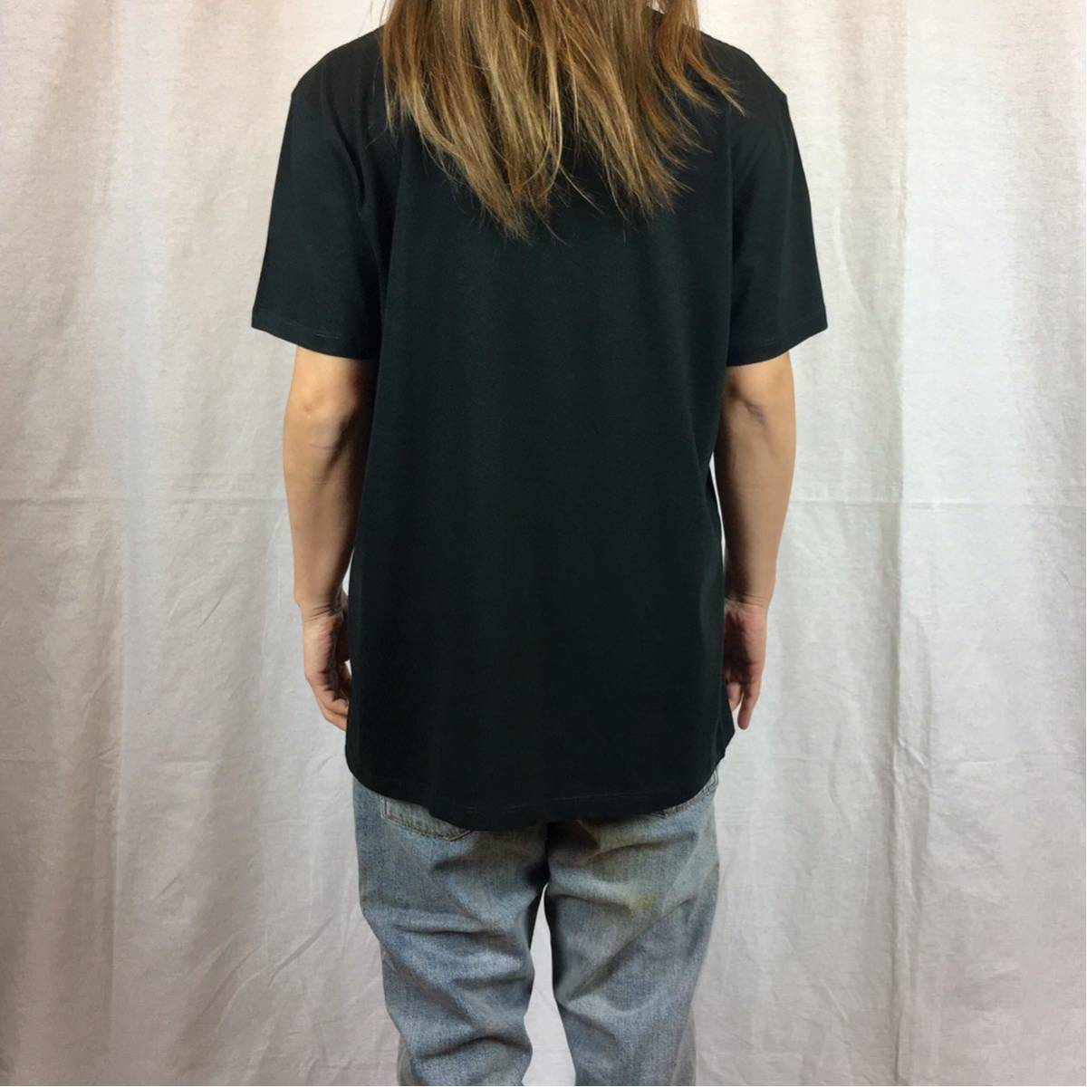 新品 大きい オーバー サイズ XXL 3XL 4XL 5XL 対応 クイーン フレディマーキュリー ボヘミアンラプソディ ビッグ 黒 Tシャツ ロンT 可能_画像4