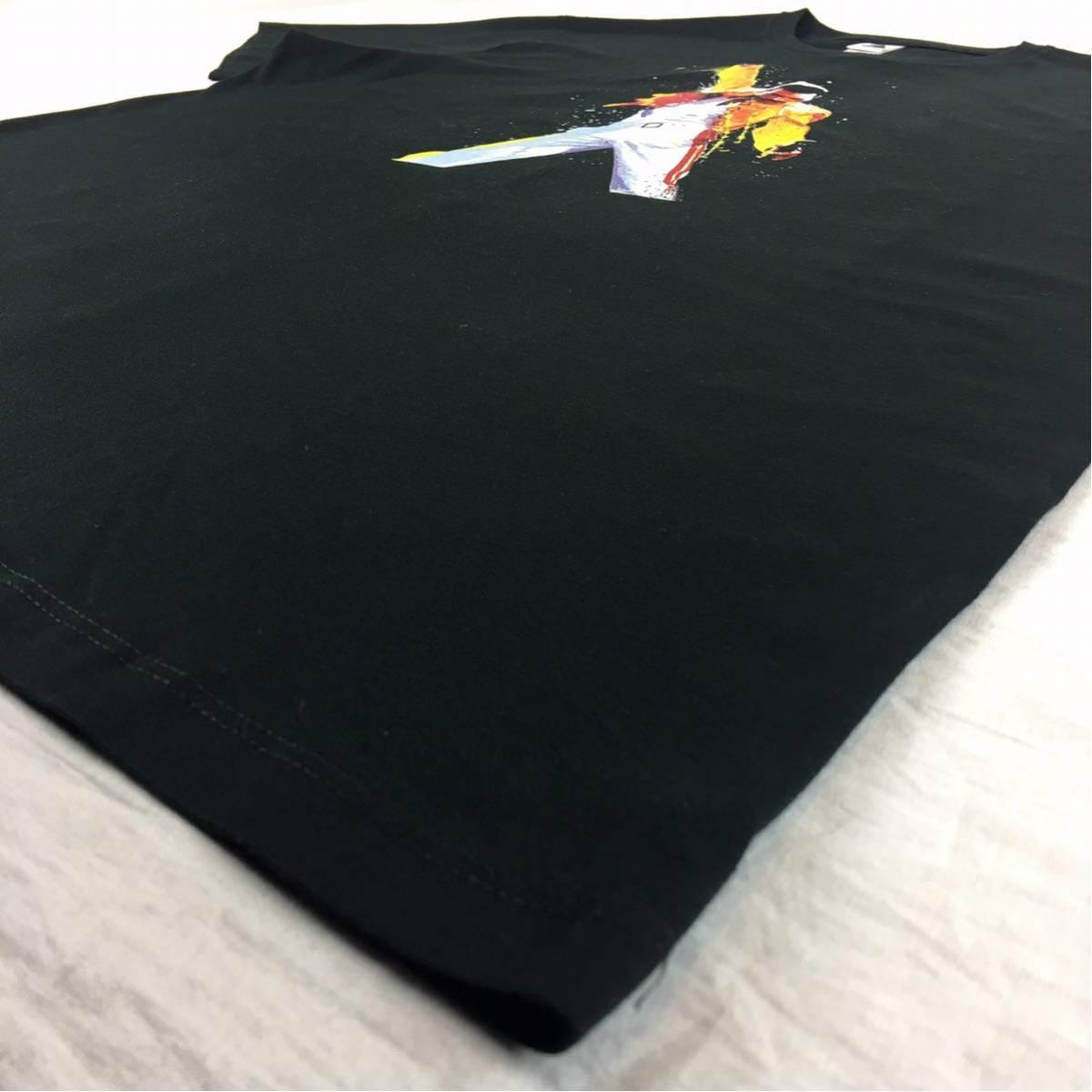 新品 大きい オーバー サイズ XXL 3XL 4XL 5XL 対応 クイーン フレディマーキュリー ボヘミアンラプソディ ビッグ 黒 Tシャツ ロンT 可能_画像9