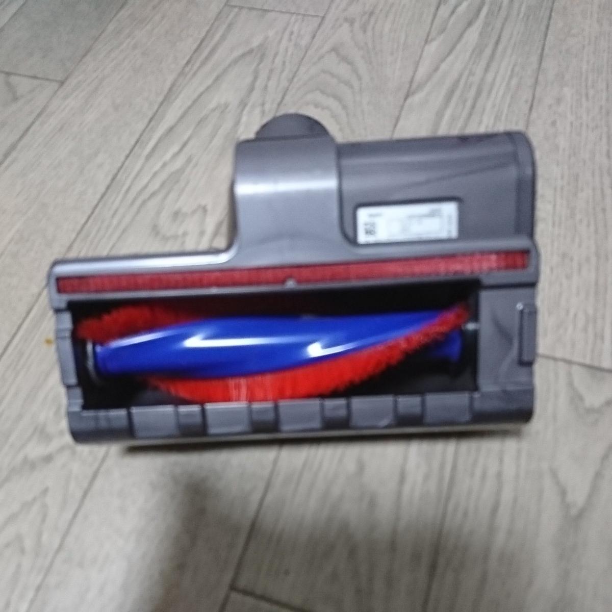 ダイソンハンディクリーナーV8fluffy+ 千葉県 検索用 DC62 V6 V7 V8 V10 スティッククリーナー 掃除機 _画像6
