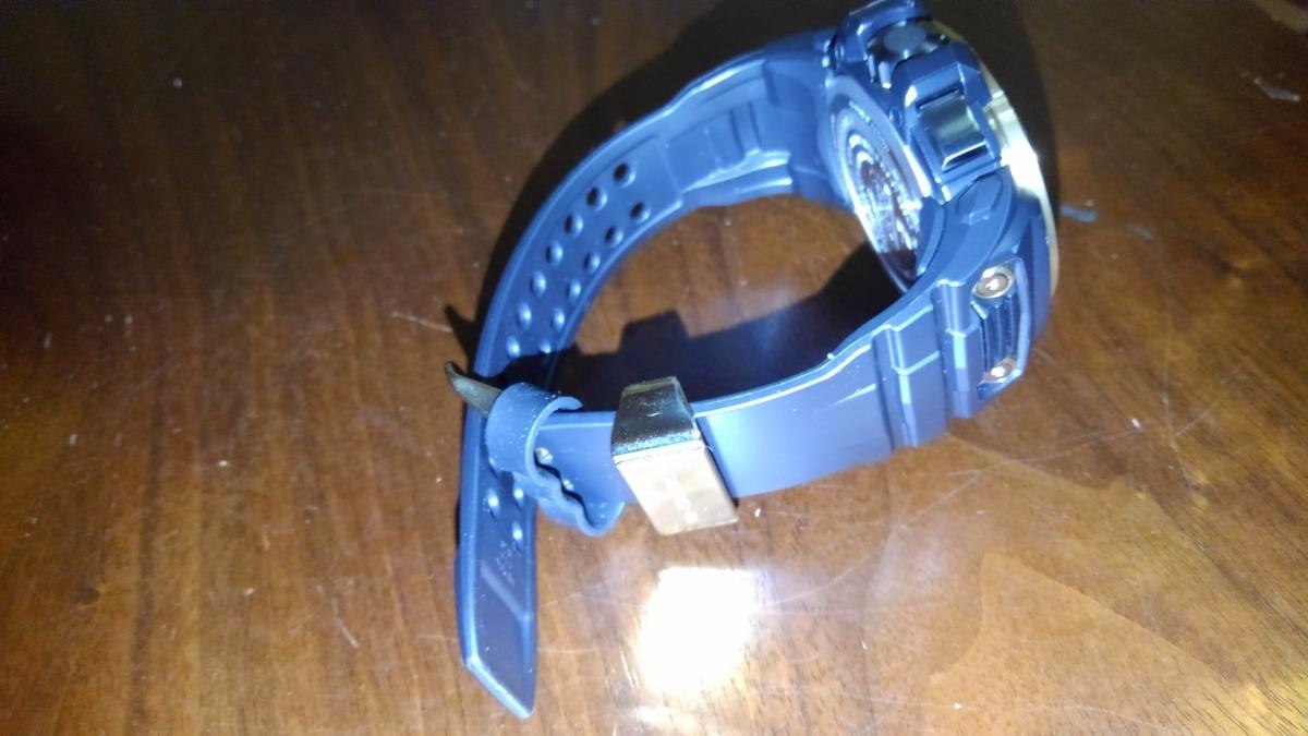 カシオ CASIO 腕時計 G-SHOCK ジーショック GULFMASTER 電波ソーラー GWN-Q1000A-1AJF メンズ _画像3