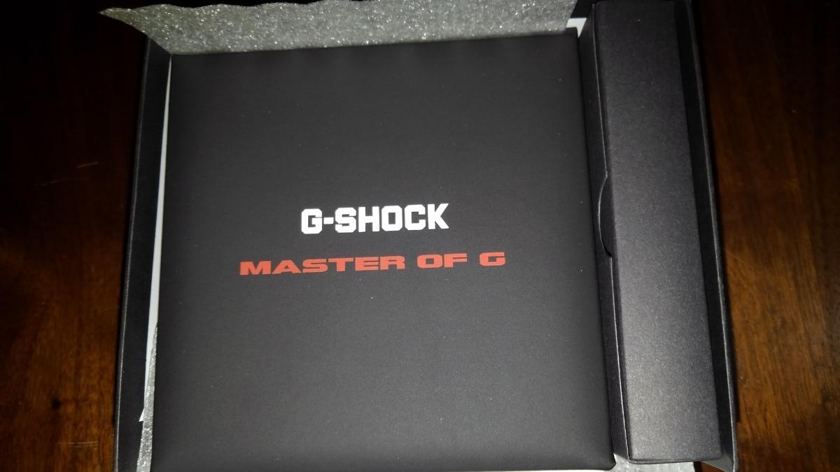 カシオ CASIO 腕時計 G-SHOCK ジーショック GULFMASTER 電波ソーラー GWN-Q1000A-1AJF メンズ _画像7