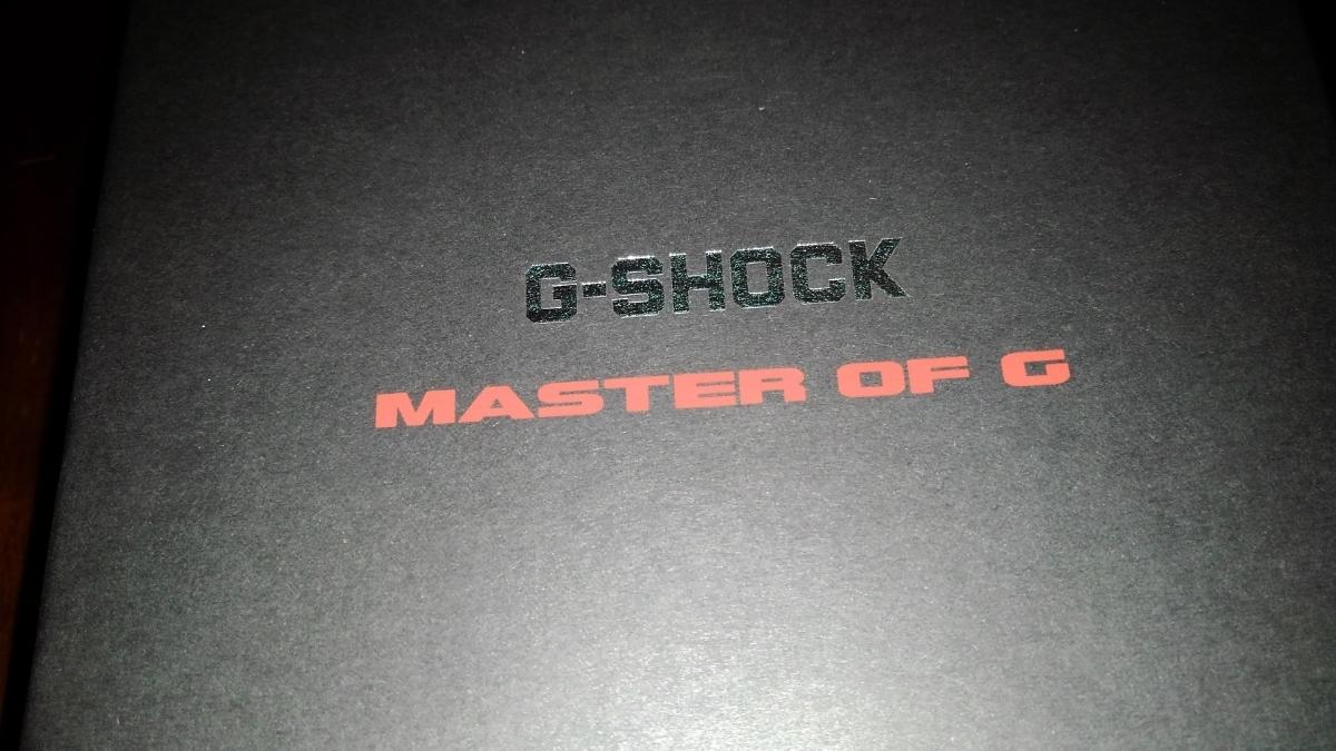 カシオ CASIO 腕時計 G-SHOCK ジーショック GULFMASTER 電波ソーラー GWN-Q1000A-1AJF メンズ _画像8
