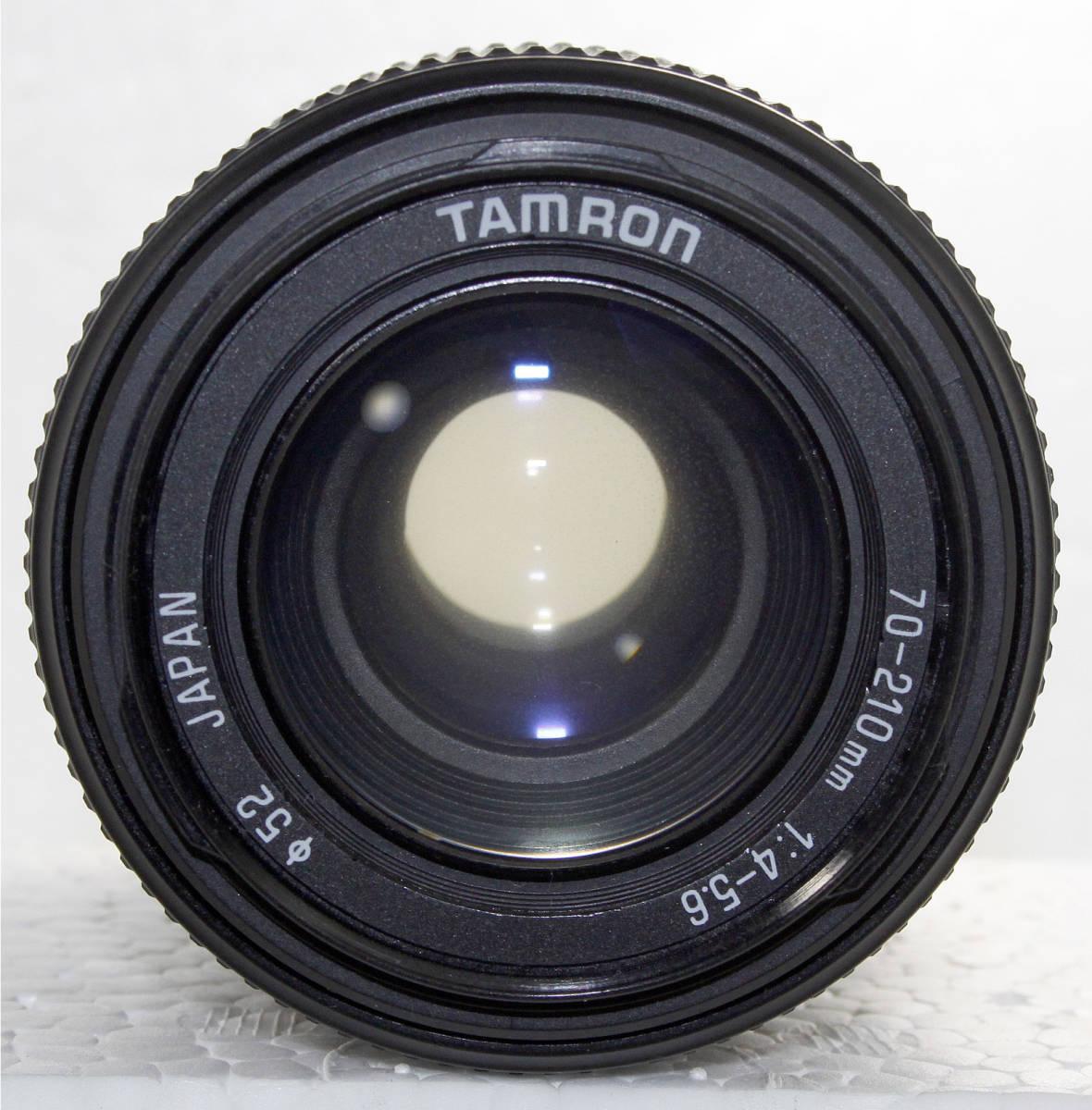 キャノンCanon A-1/TAMRON 70-210mm4-5.6 付 _画像9
