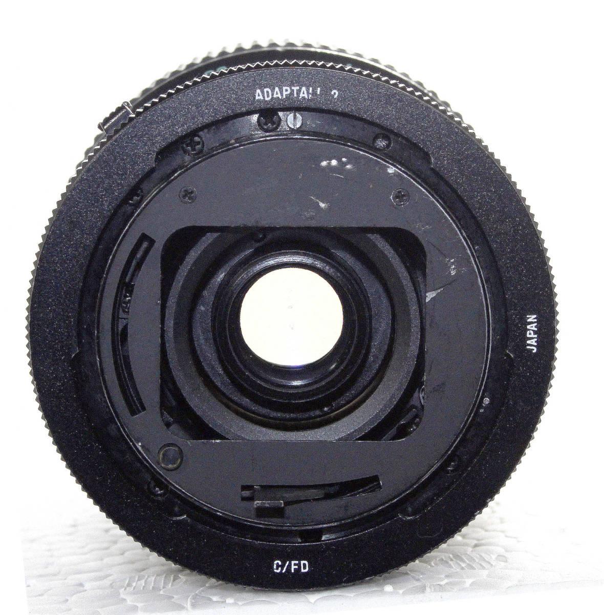 キャノンCanon A-1/TAMRON 70-210mm4-5.6 付 _画像10
