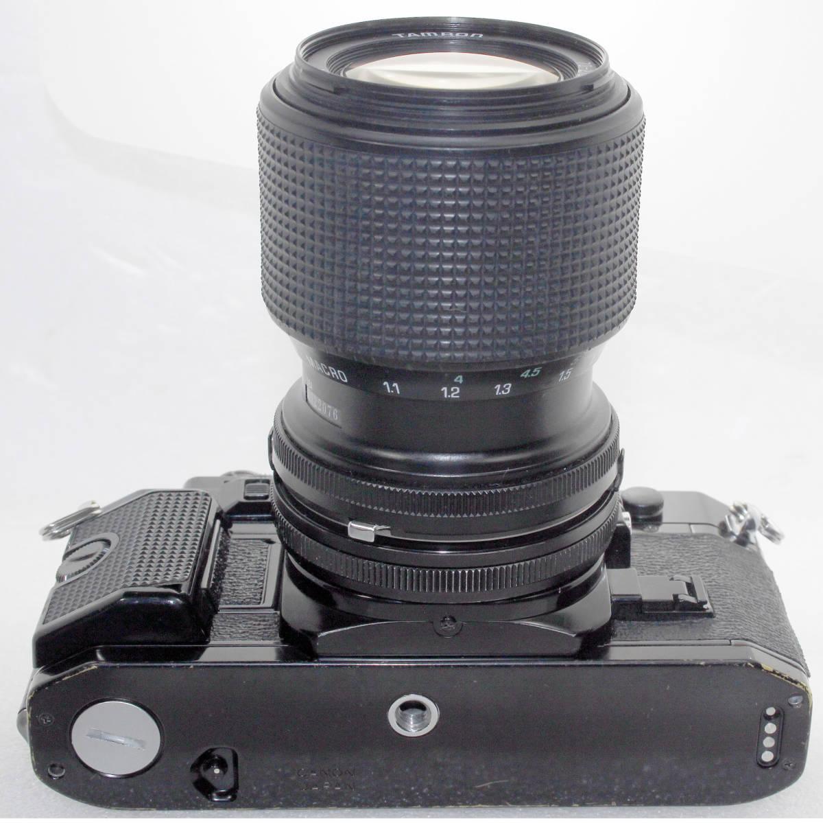キャノンCanon A-1/TAMRON 70-210mm4-5.6 付 _画像5