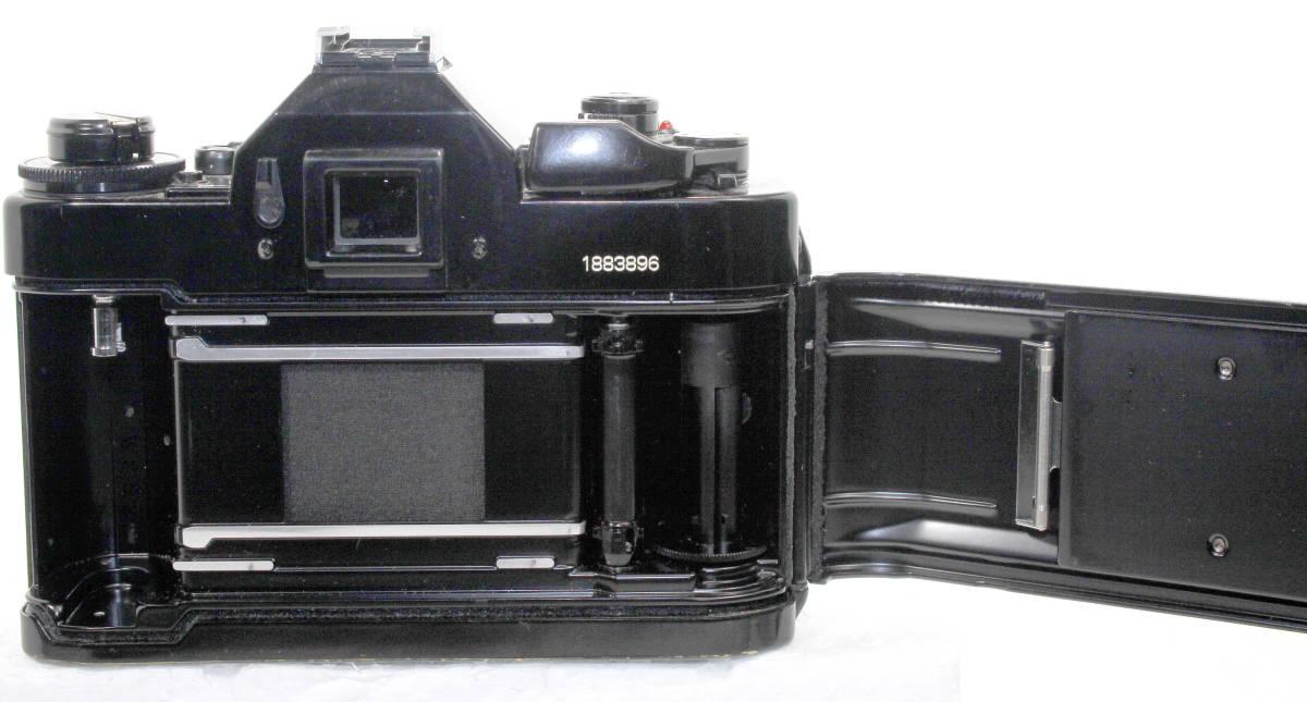 キャノンCanon A-1/TAMRON 70-210mm4-5.6 付 _画像7