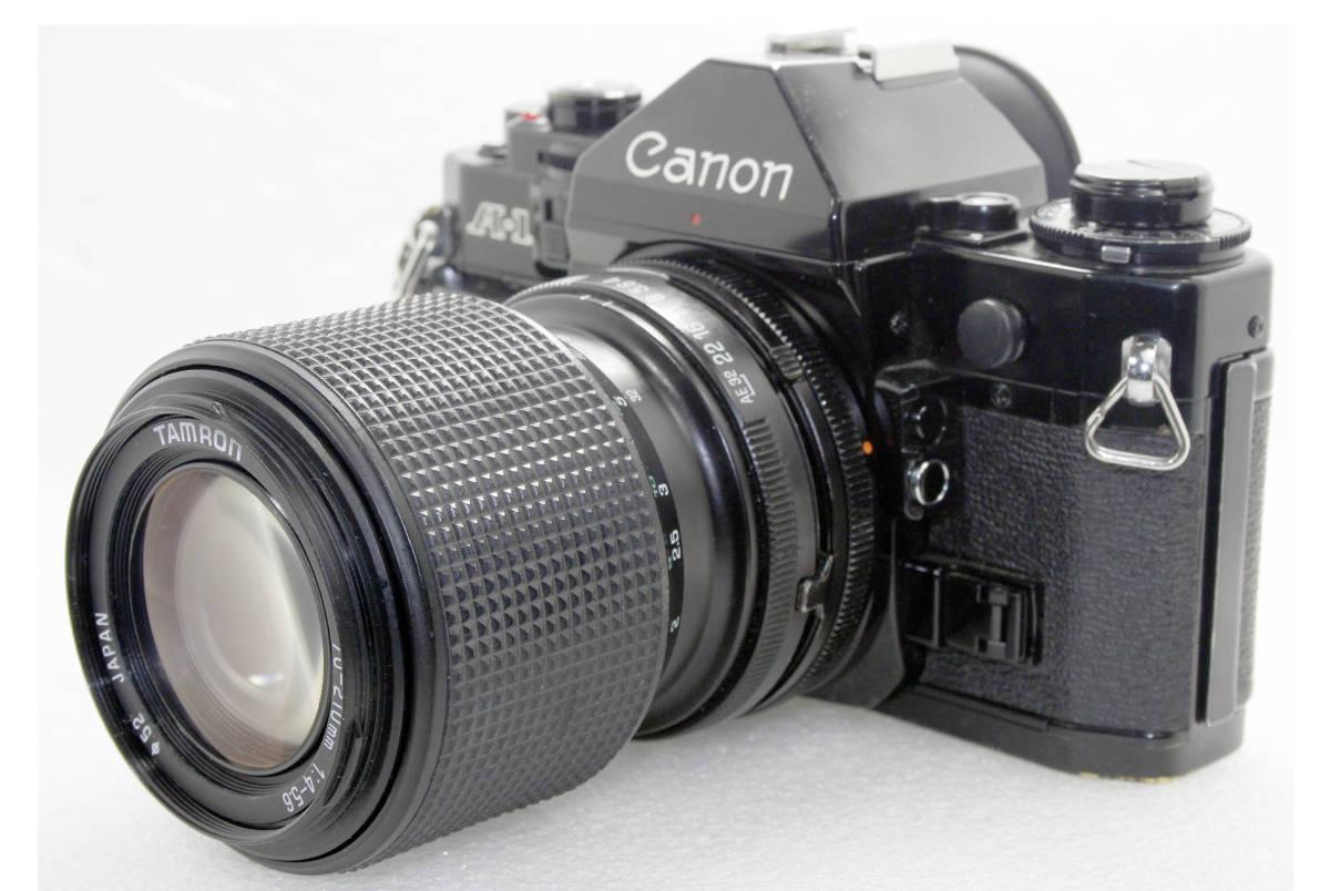 キャノンCanon A-1/TAMRON 70-210mm4-5.6 付 _画像3