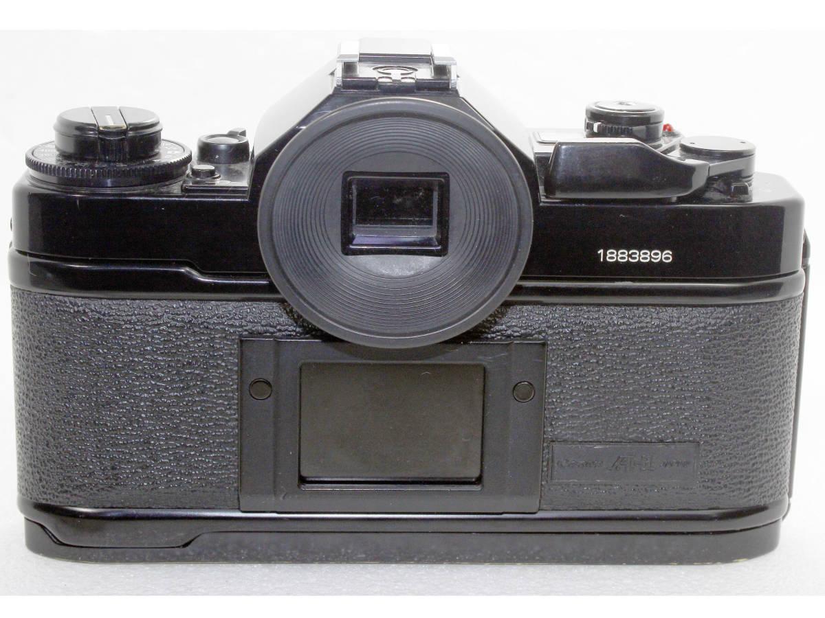 キャノンCanon A-1/TAMRON 70-210mm4-5.6 付 _画像6