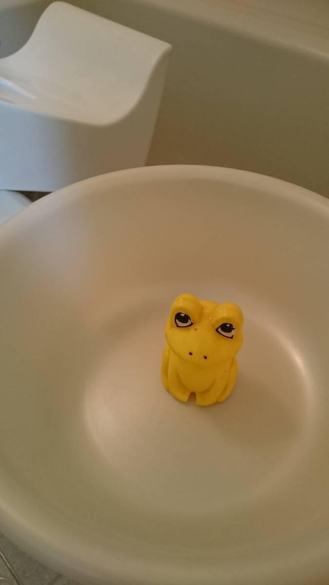 ヴィンテージ・アンティーク 幸福の黄色い蛙 貯金箱 昭和レトロ 雑貨_画像5