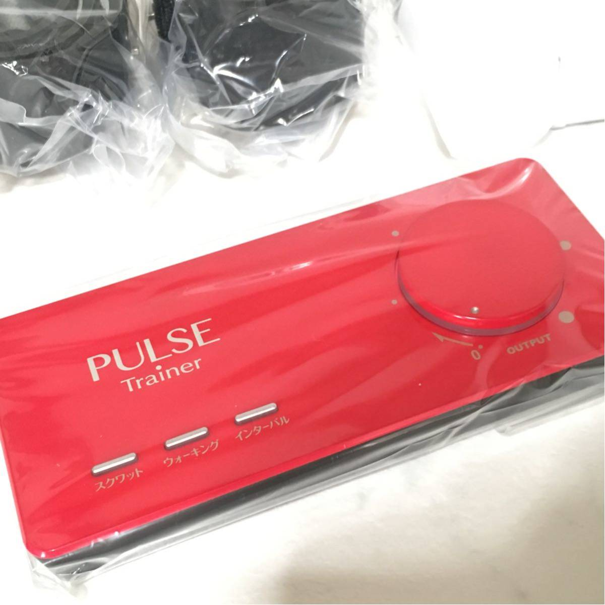 【送料無料】パルストレーナー PULSE Trainer PT-2 低周波 筋肉 ホーマーイオン研究所 新