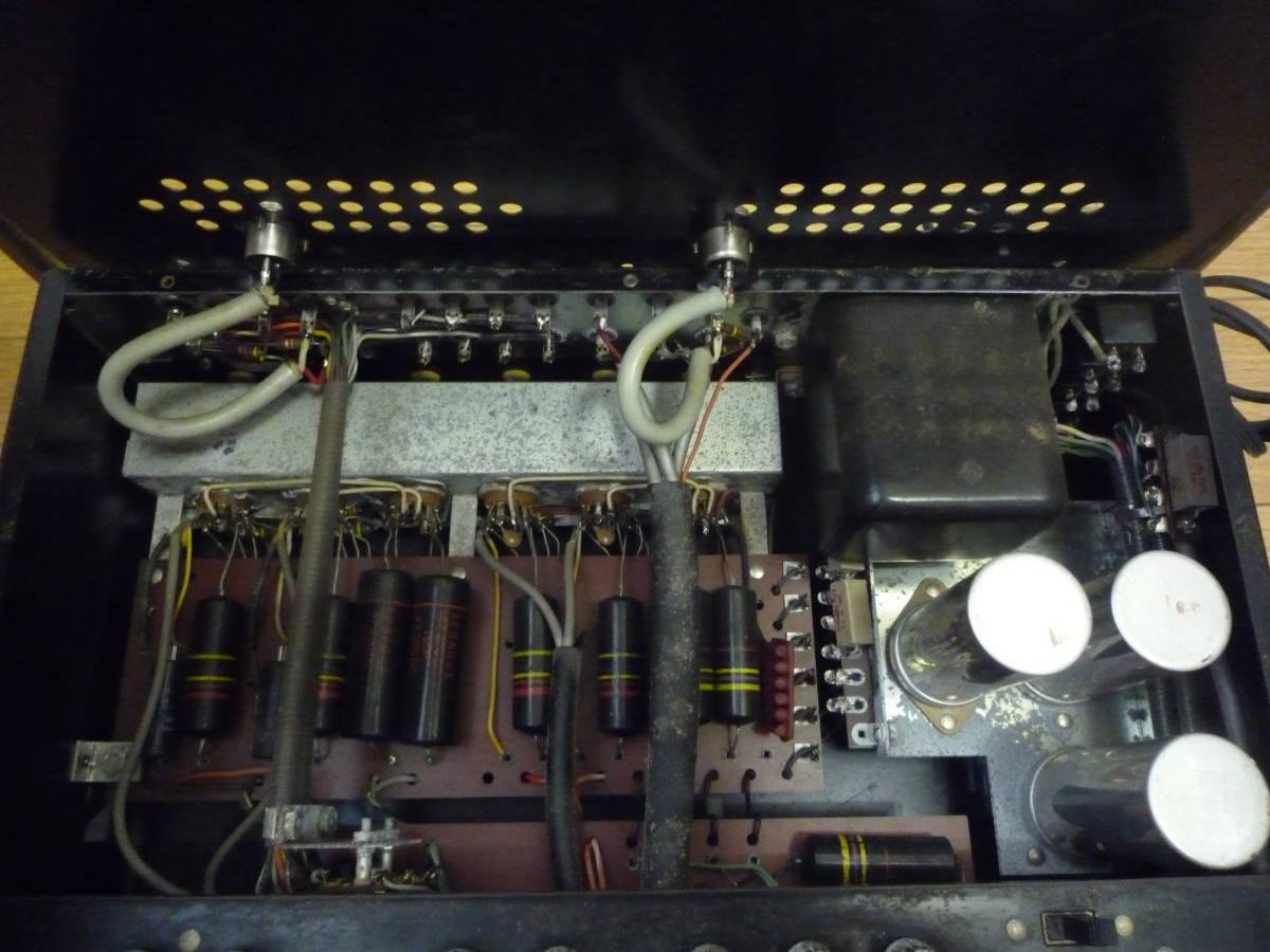 ◇蔵出し 名機 McIntosh MODEL C22 マッキントッシュ モデル 22 ヴィンテージ オーディオ 高級 真空管 プリ アンプ ◇希少 レア ジャンク_画像9