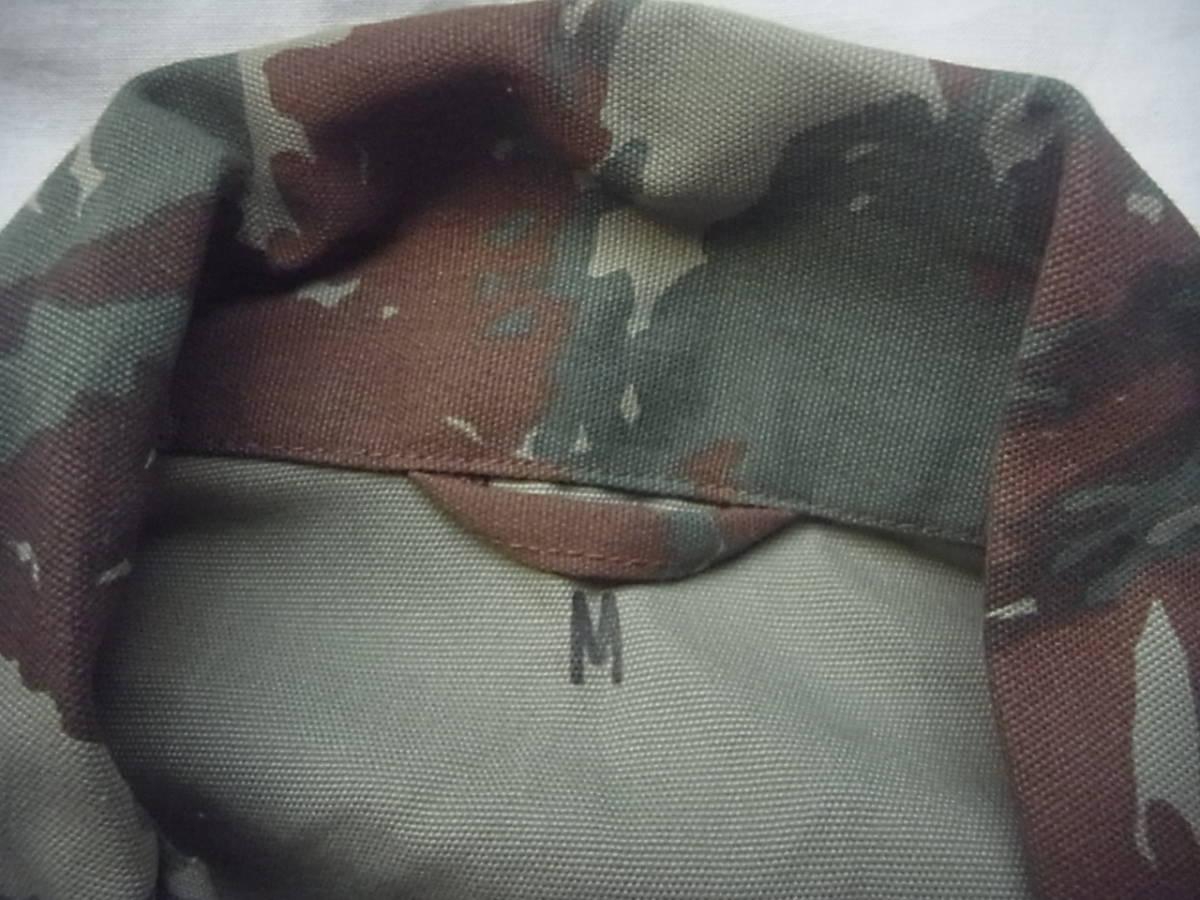 珍品 南アフリカ軍 特殊部隊 32大隊迷彩シャツ ローデシア SAS RLI セルーススカウト PMC エグゼクティブアウトカムズ イラク アフガン_画像2