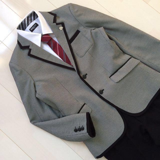 c429c99494214 ミチコロンドン スーツ 4点セット 160cm フォーマル 結婚式 卒業式 入学式 男の子 男児