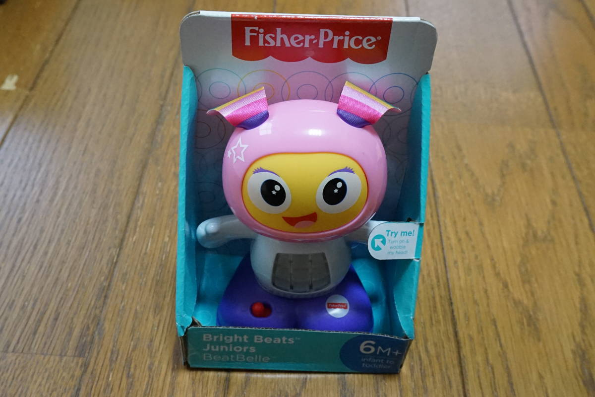 フィッシャープライス Bright Beats Juniors ビートベル Fisher-Price 8397_画像2