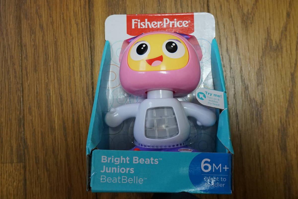 フィッシャープライス Bright Beats Juniors ビートベル Fisher-Price 8397