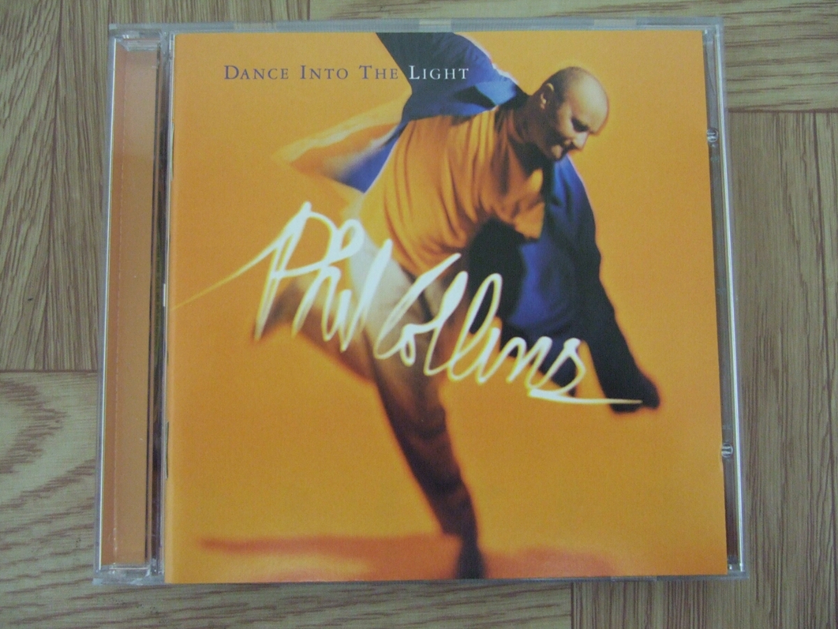 【CD】フィル・コリンズ PHIL COLLINS / Dance Into The Light_画像1