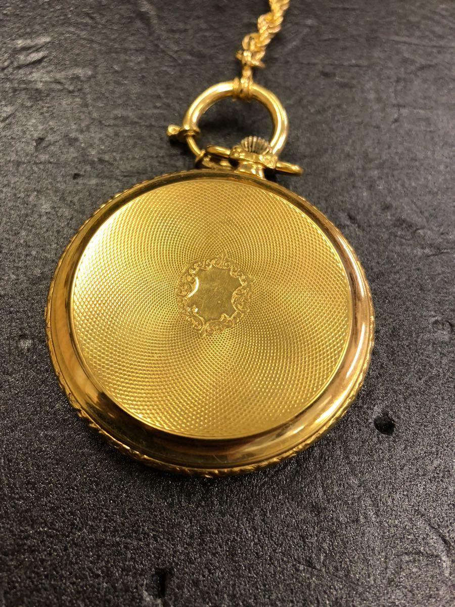 美品/稼働品TISSOT ティソ 懐中時計 手巻き chs tissot & fils depuis 1853 _画像3