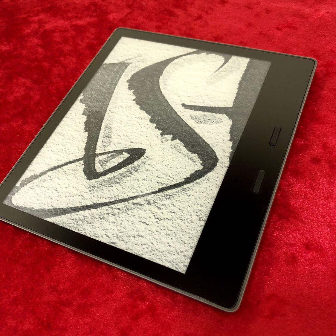 ★新品同様★Kindle Oasis 32GB WiFi(広告なし)防水機能搭載 電子書籍_画像2